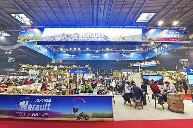 L'Hérault au Salon international de l'Agriculture